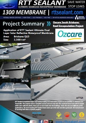 Ozcare Project Summary