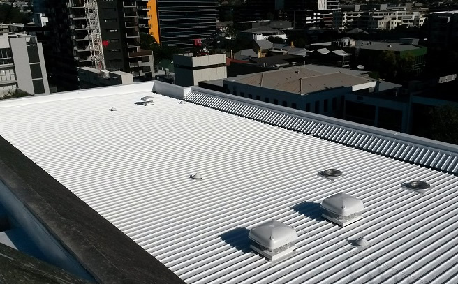 Industrial Roof
